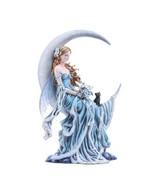 Four Elements Celestial Moon Wind Fairy Figurine Nene Thomas Art Licensed - $65.33