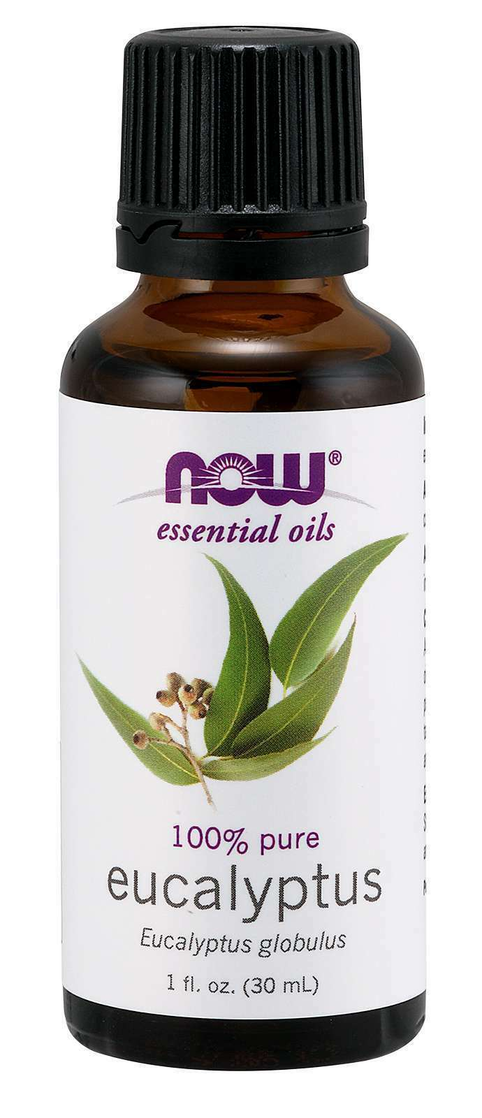 Now Foods Eucalyptus Oil Clarifying Aromatherapy Scent, Steam Distilled 1oz/30ml - $6.29