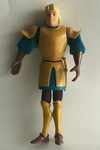"VINTAGE 1996 Burger King Kid's Meal Hunchback of Notre Dame Phoebus 10"" Figure - $10.64"