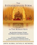 THE EXTRAORDINARY FORM OF THE ROMAN RITE - $27.95