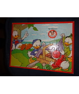 Jaymar FRAME TRAY PUZZLES Mickey Mouse & Donald Duck  - $9.00