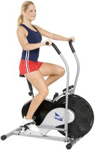 NEW! Exercise Bicycle Fitness Gym Workout Stationary Upright Body Rider ... - $179.99