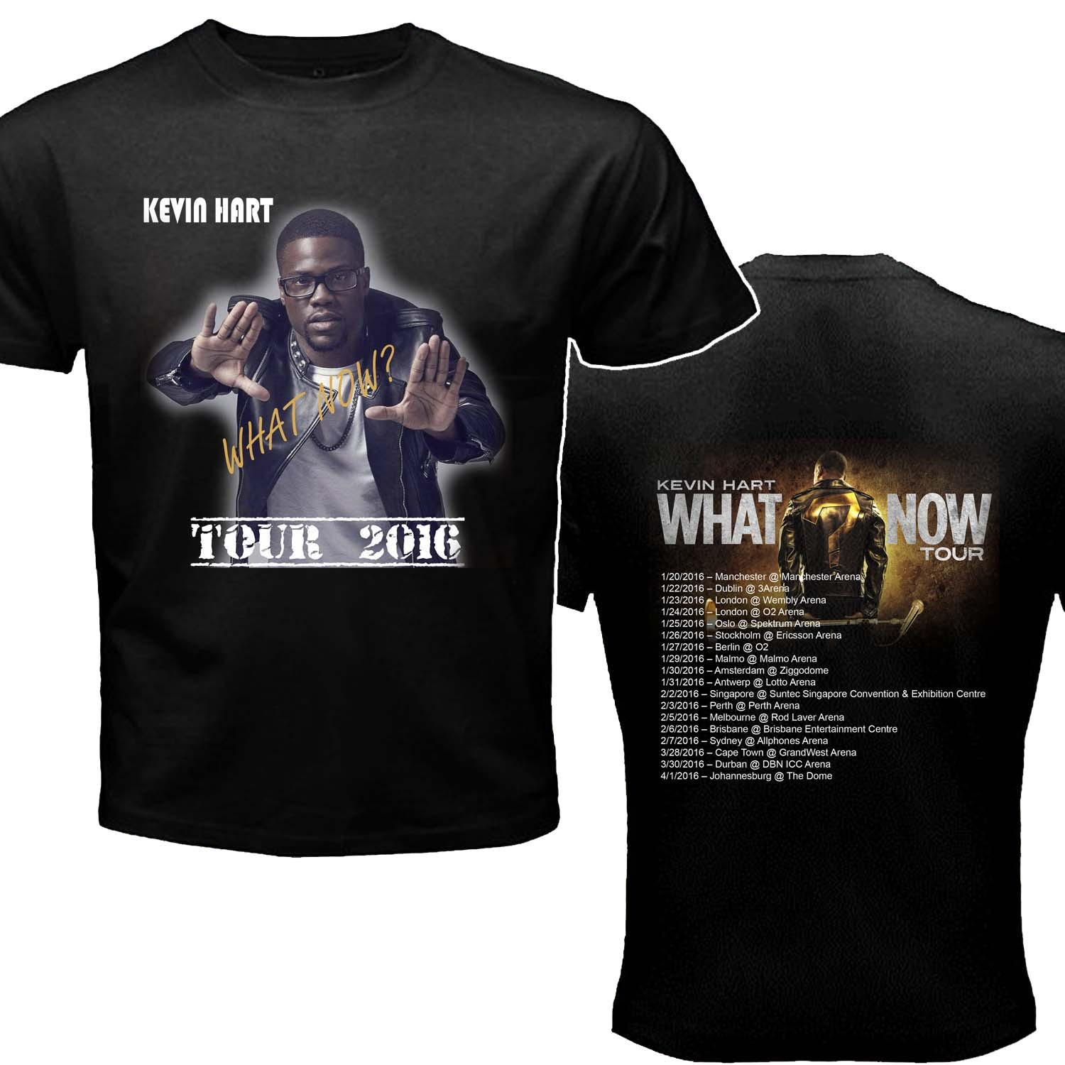 Kevin hart what now tour dates in Sydney