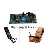 #777 Cloud9 / Chocolate massage main circuit PC board for pedicure spa c... - $128.69