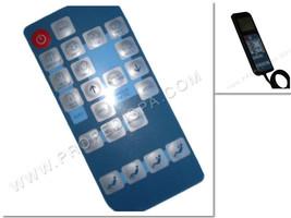 LCD massage remote control plastic sticker face nail manicure pedicure spa chair - $9.89