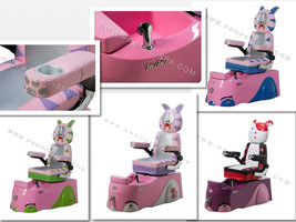 Kid Mimi pipeless whirlpool jet vibration massage pedicure spa chair for nail - $1,212.75