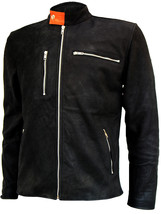 Street Wear Classic Vintage Leather Jacket for Men | LJM - $199.99