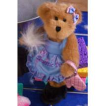 "Boyds Bears ""Dustina Do It All...Domestic"" #94657GCC- 8"" Bear-GCC Exclus... - $39.99"