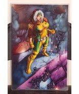 Marvel X-Men Rogue Glossy Print 11 x 17 In Hard Plastic Sleeve  - $24.99