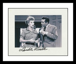 ULTRA RARE - LUCILLE BALL - I LOVE LUCY - AUTHENTIC HAND SIGNED AUTOGRAPH - $249.99