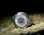 RARE AZTEC XOCHIPILLI LORD of SEXUALITY Lotus Flower Ring izida haunted no Djinn