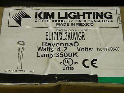 Kim Lighting Ravenna Highlighter Landscape Light 120V Green EL171 3L3KUV GR