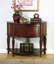 Console Table/Hall Home Living Dining Room Brow... - $259.99