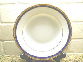 Tiffany Blue Band soup bowl excellent - $79.15