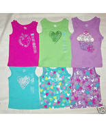 Infant/Toddler Girls Childrens Place Tank Tops Varying Sizes to Choose - $5.59