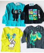 Circo Toddler Boys T-Shirts Various Patterns and Colors Sizes 18M, 2T an... - $8.99