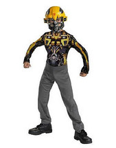Transformers Bumblebee Boys Halloween Costume Size 4-6 or 7-8 NWT - €11,46 EUR