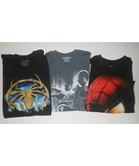 Spider-Man mens t-shirt NWOT Black or Gray  - $11.99