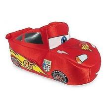 Disney Cars Lightning Mcqueen Slippers Toddler Boys Size-5-6 ,7-8 ,9-10, 11-12 - $9.37