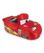 Disney Cars Lightning Mcqueen Slippers Toddler Boys Size-5-6 ,7-8 ,9-10,... - $9.37