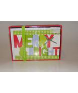 christmas cards box of 10 with  Envelopes   NIB - $7.75