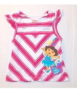 Dora the Explorer Girls T-Shirt Lets Make Believe Size 4 NWOT - $12.99