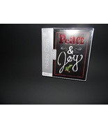 Christmas cards box of 12 with  Envelopes  Peace and joy    NIB - $6.30