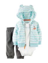 Carters Infant Boys 3pc Set Pants Outfit  Dog (Mommys Little Sidekick) 1... - $13.99