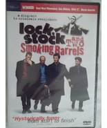 Lock,Stock and Two Smoking Barrels - 2003 , DVD - Brand New - $6.50