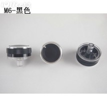 Car AC Heat Control Knobs Aluminum Panel Switch for Mazda M6 Atenza 2007-2012 - $14.09