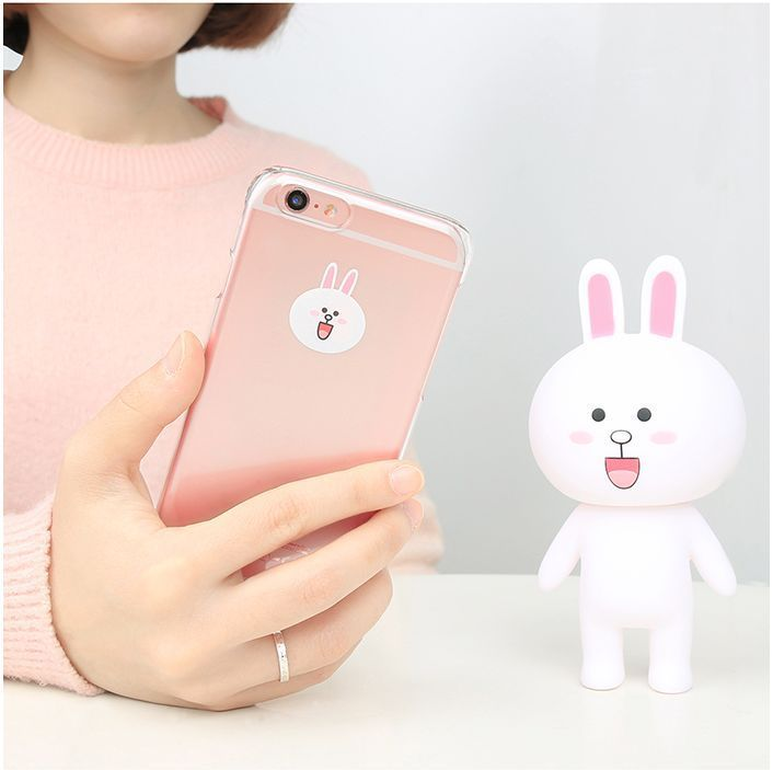 LINE Friends Character CONY iPhone 6/6S Sticker Decor Case Phone Cover Mobile