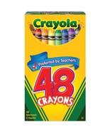 Crayola Crayons 48 ct - $5.38