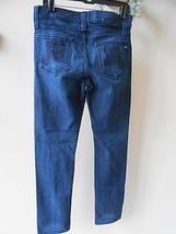 ROCK & REPUBLIC Colburg Mens Button Fly Dark Denim Straight Leg Jeans Si... - $28.91