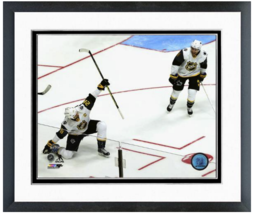 John Scott & Joe Pavelski 2016 NHL All-Star Game - 11x14 Matted/Framed Photo - $42.95
