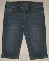 American Eagle Outfitters Artist Denim Bermuda Jean Shorts Size 4 Reg - $24.99