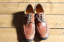 Cole Haan Nike Air Tan Leather Shoes 10 M - $99.00