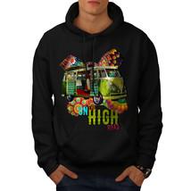 Road Trip Adventure Sweatshirt Hoody Groovy Van Men Hoodie - $20.99+