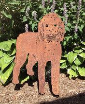 Golden-doodle Garden Stake or Wall Art - $44.99