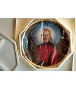 Star Trek Captain Picard and Commander Data Set of 3 Plate Collection De... - $85.99