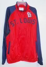 MLB St.Louis Cardinals Mens Track Jacket  NWT - $27.99