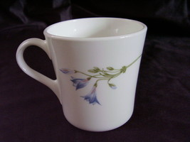 Corning Corelle Blue Dusk Coffee Cup Retired Blue Flowers - $9.00