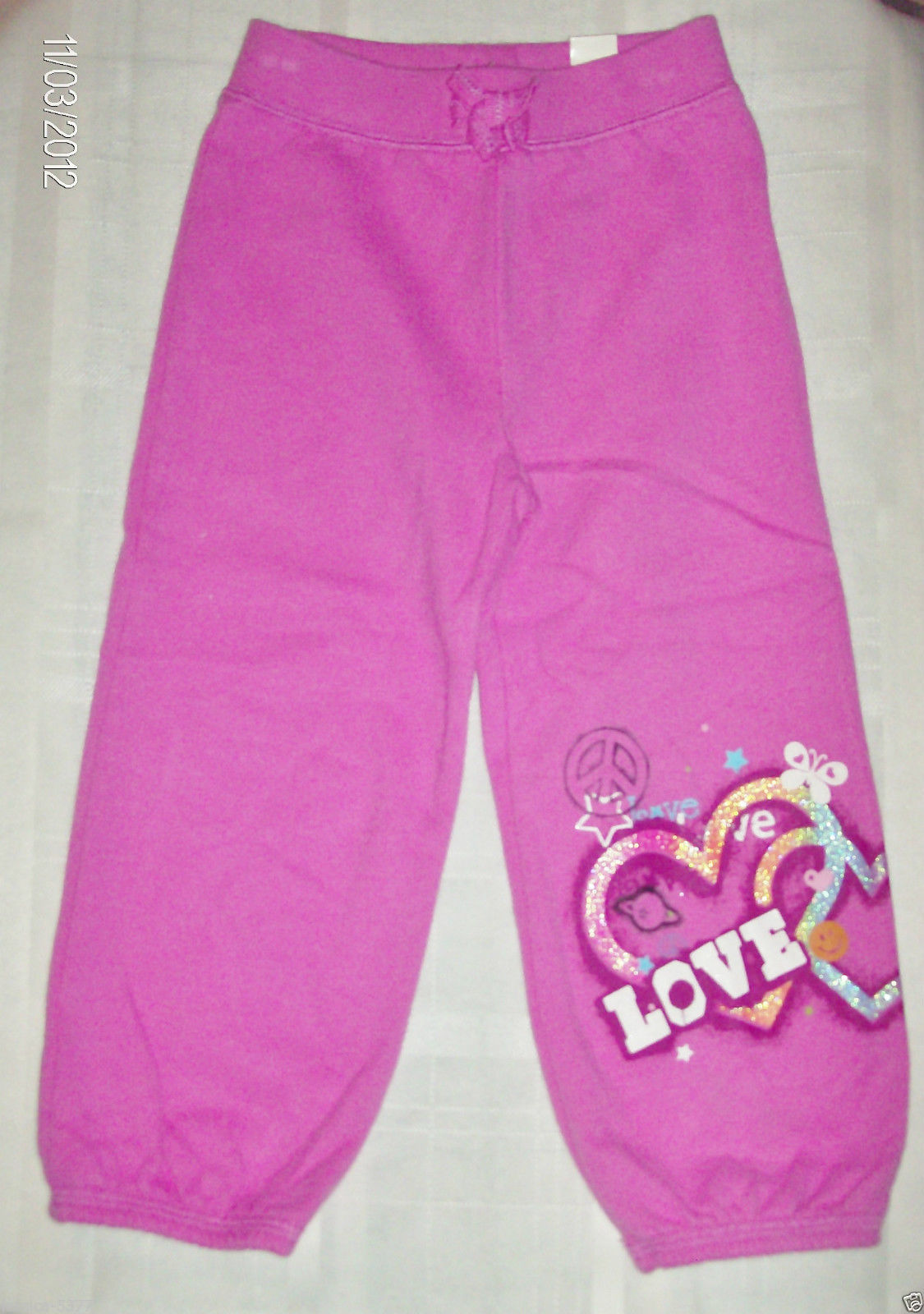 Primary image for THE CHILDRENS PLACE GIRLS Toddler Infant Pants Size 18 Mo. or 24 mo. NEW