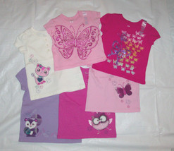 Toddler Girls Childrens Place Butterfly Owl Squirrel Cat Many Sizes NWT - $6.99