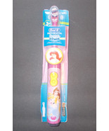 Disney Princesses Oral B Pro-Health Stages Power Toothbrush Soft Bristle... - $6.30