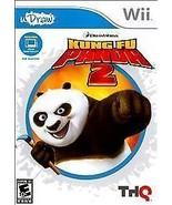 NIB - UDraw Dream Works Kung Fu Panda 2 *** FREE SHIPPING ***** - $9.39