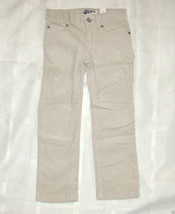 The Children's Place Girls Corduroy Pants Beige Pink Green Sizes 5 and 14 NWT - $18.99