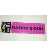 Magnattitudes Car/Refrigerator Magnets Daddys Girl NIP - $2.17