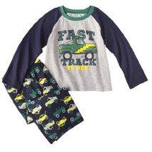 Just One You By Carters Boys Two Piece Pajamas Sleepwear Truck NWT - $9.09