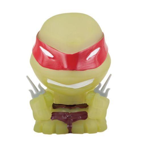 Teenage Mutant Ninja Turtles Raphael Figure Soft Lite Soft Formed Glowing Toy