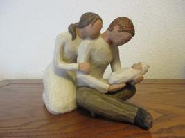 Susan Lordi Willow Tree New Life Figurine 2000 - $24.74